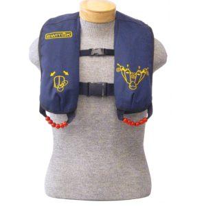 Switlik All-Pax Life Vest Blue