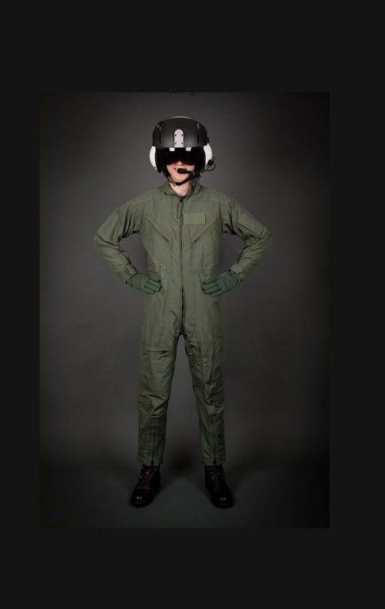 afe832c8ac1 Nomex Flight Suit One Piece