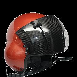 Red Baron ALSE Osprey Flight Helmet