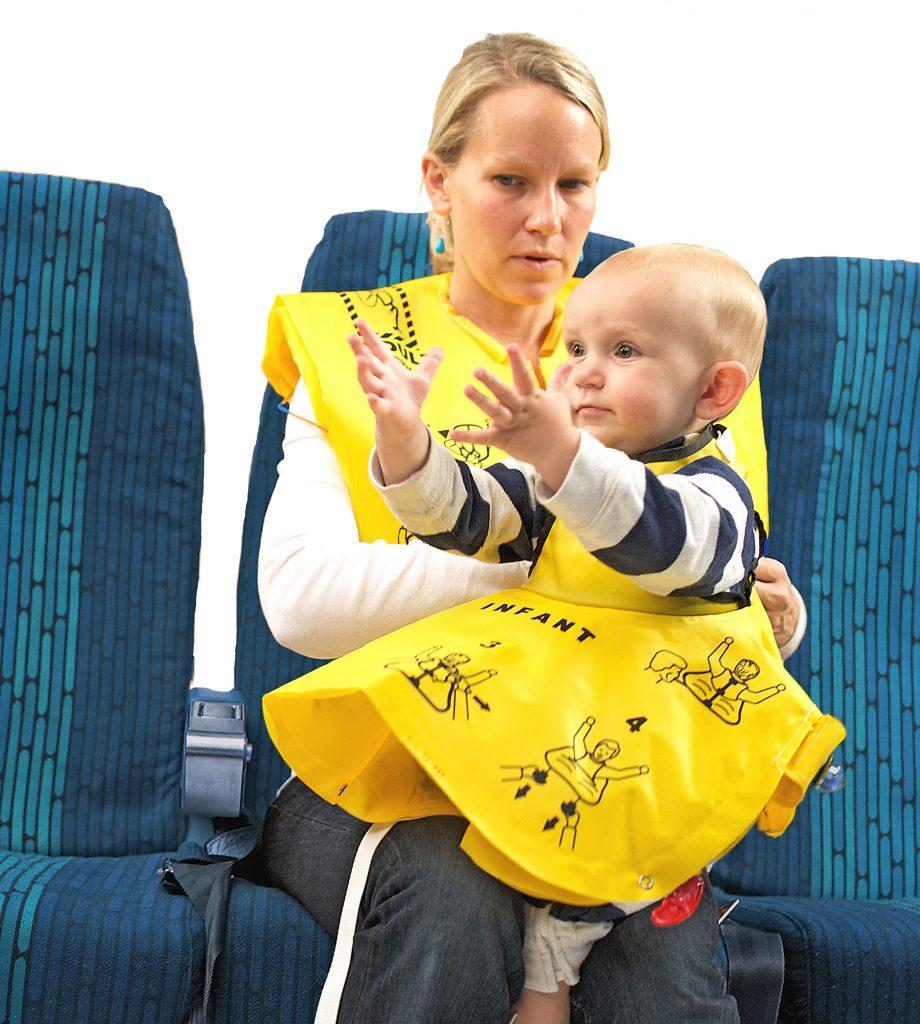 Ihram Kids For Sale Dubai: Switlik Infant Life Preserver/Vest 10 Yr